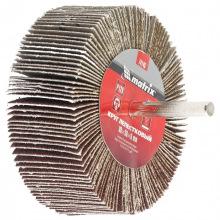 Круг пелюстковий для дрилі, P 80, 80х40х6 мм,  MTX (MIRI741549)