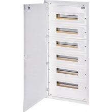 Щит металлопластиковый ETI ERP 18-6 (внутренний, 6х18мод, дверь белая, IP40) (1101218)