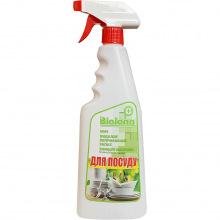 Средство дезинфицирующее BIOLONG для посуды, кухонных приборов и оборудования 500мл (MV-POSUD-500)