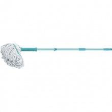 Швабра віджимна 120 см, скручується, насадка з мікрофібри, 120 г,  Elfe (MIRI93509)
