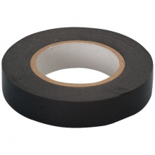 Ізолента ПВХ 19 мм х 20 м, чорна,  Сибртех (MIRI88794)