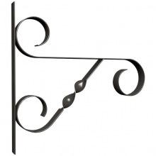 Кронштейн для кріплення підвісних кошиків, настінний,  PALISAD (MIRI690308)