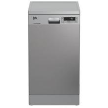 Окремо встановлювана посудомийна машина Beko DFS28022X - 45 см./10 компл./8 програм/А++/нерж. сталь (DFS28022X)
