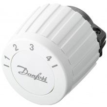 Термостатична головка Danfoss FJVR, різьбове підключення RTL, регулювання +10 до + 50 °C, біла (003L1040)