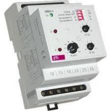 Реле контроля напряжения и последовательности фаз  ETI, HRN-54N  3x400/230AC (3F, 1x8A_AC1) с нейтралью (2471412)