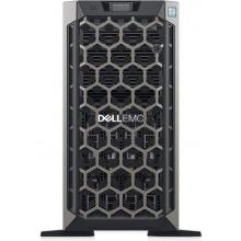 Сервер Dell EMC T440, 8LFF, no CPU, no RAM, no HDD, H730P, RPS 750W, iDRAC9Ent, 3Yr NBD, Tower (210-T440-LFF)