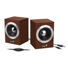 Колонки Genius 2.0 SP-HF280 USB Wood (31730028400)