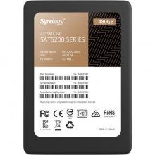 """Твердотельный накопитель SSD Synology SATA 2.5"""" 480GB (SAT5200-480G)"""