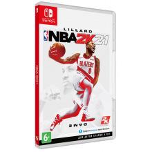 Програмний продукт NBA 2K21 (5026555069069)