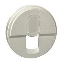 Лицьова панель розетки Legrand 1xRJ45 6 (для UTP/FTP/SFTP), Celiane, білий (068551)