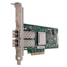 Контроллер IBM QLogic 8Gb FC Dual-port HBA for IBM System x (42D0510_)