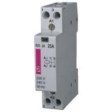 Контактор ETI R 25-10 230V AC 25A (AC1) (2463500)