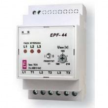 Реле автоматического выбора фаз ETI EPF-44230 / 400V (180-210V AC) (2470281)