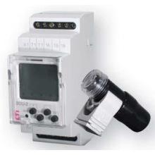 Сумеречное реле с цифровым таймером ETI SOU-2 230V AC (1x8A AC1) (2470020)