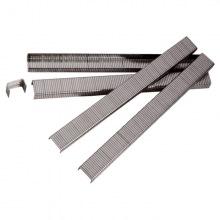 Скоби для пневматичного степлера, глибина - 13 мм, ширина - 1.2 мм, товщина - 0.6 мм, ширина скоби - 11.2 мм, 5000 шт, МТХ (MIRI