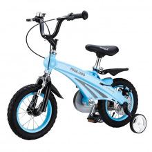 Дитячий велосипед Miqilong SD Синій 12` MQL-SD12-blue (MQL-SD12-BLUE)