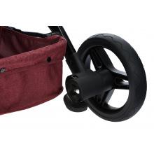 Універсальна коляска 2в1 V-Baby Miqilong X159 червона () (X159-05)