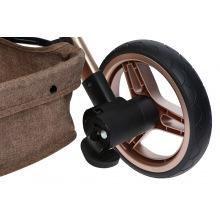 Універсальна коляска 2в1 V-Baby Miqilong X159 бежева () (X159-02)