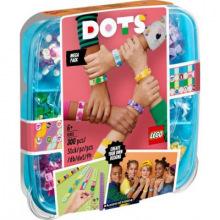 Конструктор LEGO DOTS Большой набор для изготовления браслетов 41913 (41913)