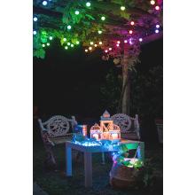 Twinkly 400 ламп (LED), диаметр 4.3мм, плоская RGB линза (TWS400STP-BEU)