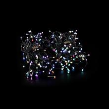 Twinkly 400 ламп (LED), диаметр 4.3мм, плоская RGB линза, 6 м (TWC400STP-BEU)