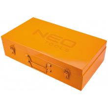 Паяльник для пластикових труб Neo 1200 Вт, 16- 110мм, PTFE-покриття, 260°С, 6.9кг, кейс (21-002)