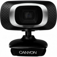 Веб-камера Canyon CNE-CWC3N Black (CNE-CWC3N)