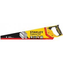 Ножовка STANLEY по дереву 500мм 11TPI закаленный зуб TRADECUT STANLEY® нержавеющая сталь (STHT20351-1)
