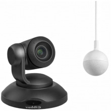 Комплект ВКЗ Vaddio ConferenceSHOT AV CeilingMIC чорний (999-99950-801B)