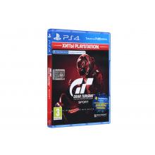 Програмний продукт на BD диску Gran Turismo Sport (підтримка VR) (Хіти PlayStation) [PS4, Russian ve (9966708)