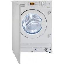 Встраиваемая стир. маш. Beko  - 54см./8 кг./1200 об/16 программ/LCD дисплей/А++/белый (WMI81242)