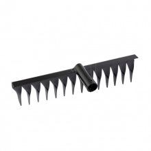 Граблі виті 14-зубі, без держака, 350 мм Сибртех (MIRI61752)