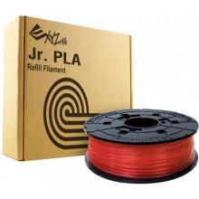 Котушка з ниткою 1.75мм/0.6кг PLA(NFC) XYZprinting Filament для Junior, miniMaker, Nano, прозоро-червоний (RFPLCXEU02A)