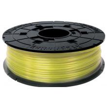 Котушка з ниткою 1.75мм/0.6кг PLA(NFC) XYZprinting Filament для Junior, miniMaker, Nano жовтий (RFPLCXEU0EC)