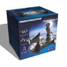 Джойстик с рычагом управления двигателем для PC/PS4 Thrustmaster T.Flight Hotas 4 (4160664)