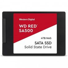 """Твердотельный накопитель SSD 2.5"""" WD Red 4TB SATA (WDS400T1R0A)"""