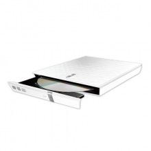Привід DVD+/-RW ASUS SDRW-08D2S-U LITE/DWHT BOX, USB 2.0, White (SDRW-08D2S-ULITE/WHITE/AS)
