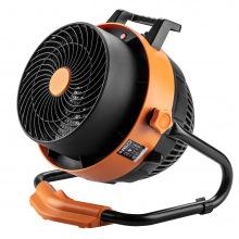Обігрівач-вентилятор NEO TOOLS, 2 в 1, 2400 Вт, цифрова модель, потік повітря - 460 м3 / год (90-071)
