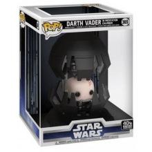 Фігурка Funko POP! Bobble: Deluxe: Star Wars: Darth Vader in Meditation 46763 (FUN2549541)