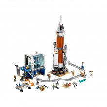 Конструктор LEGO City Космічна ракета та пункт керування запуском 60228 (60228)