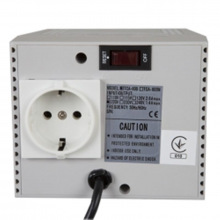 Стабілізатор напруги Powercom TCA-600 black (TCA-600)