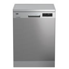 Отдельно стоящая посудомоечная машина Beko DFN26423X - 60 см./14 компл./6 програм/А++/нерж. сталь (DFN26423X)