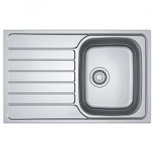 Кухонная мойка Franke Spark SKL 611-79/ 101.0598.809/прямоугольная/ накладная/ 790x500х160/нержавейка (101.0598.809)