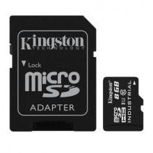 Карта памяти Class 10 UHS| U18GB microSDHC + SD adapter (SDCIT/8GB)