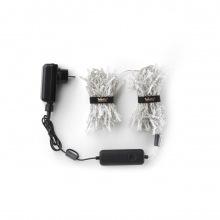 Twinkly 190 ламп (LED), диаметр 5мм, матово-прозрачная плоская RGBW линза, 5м (TWI190SPP-TEU)
