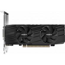 Відеокарта GIGABYTE GeForce GTX1650 4GB DDR6 128bit DP-HDMIx2-DVI D6 OC Low Profile (GV-N1656OC-4GL)