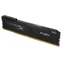 Оперативна пам'ять для ПК Kingston DDR4 3200 16GB HyperX Fury Black (HX432C16FB3/16)