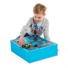 "*Коробка для хранения игрушек Pop it Up ""Гараж"" 40x50x14см (F2PBI14045)"