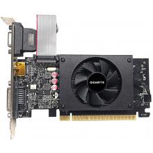 Відеокарта Gigabyte nVidia GT 710 2GB DDR5 64-bit Core: 95 4 MHz GV-N710D5-2GIL (GV-N710D5-2GIL)