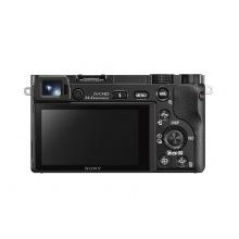 Цифровая фотокамера Sony Alpha 6000 body Black (ILCE6000B.CEC)